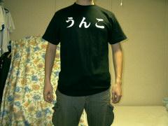 すてきなTシャツ