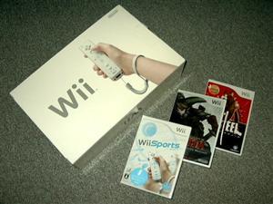 Wiiキタ━━━━(゚∀゚)━━━━!!!!!