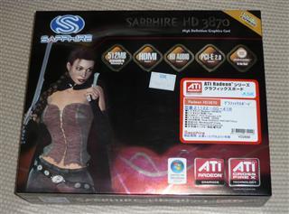 Sapphre Radeon HD3870