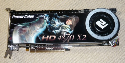 RadeonHD4870X2
