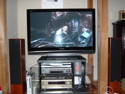 Gear of War 2をプレイ