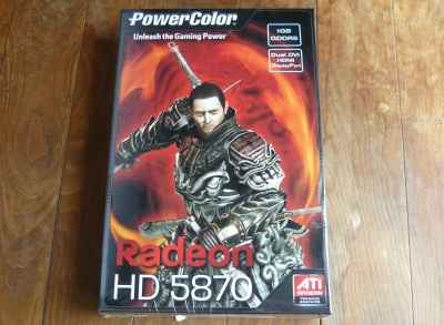 Radeon HD5870