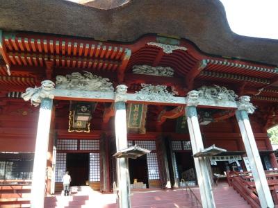 羽黒山の神社