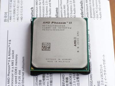 Phenom II X6 1090T 1015DPAW