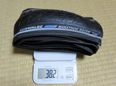 Schwalbe Marathon Racer 26x1.5 Folding 382g