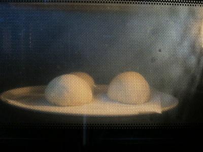 二度目の発酵と焼き
