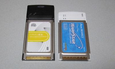CG-WLCB300GNMとPA-WL54SC2