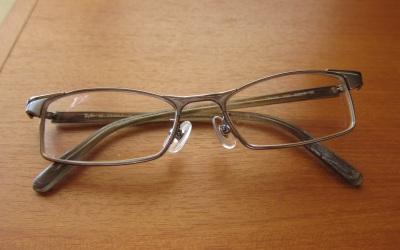 いままでの眼鏡