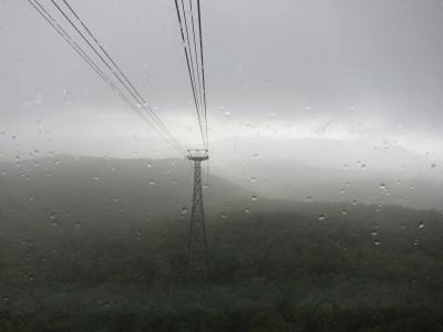 天気が悪い