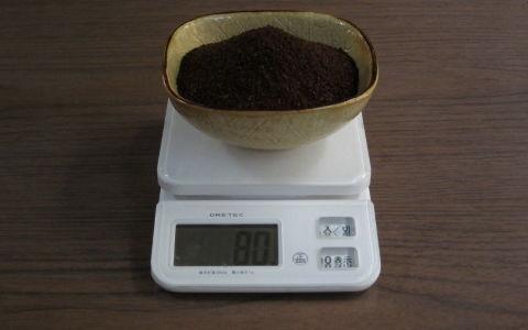 コーヒー豆80g