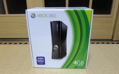 北米版 Xbox360 4GB