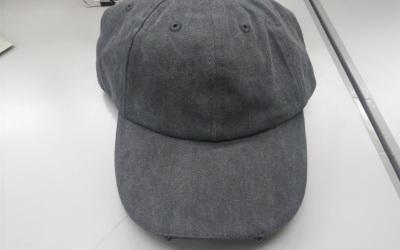 帽子が入ってた