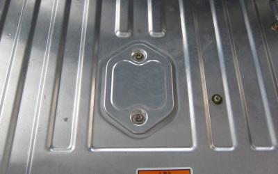 バッテリエンジンのフタ
