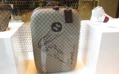 スーツケース?
