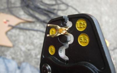 ホーザン P-75 圧着工具