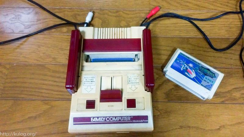 初代ファミコン