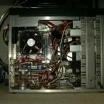 水冷PCの温度変化