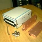 HDD水冷ケース (Alphacool Silentstar HD-Dual)
