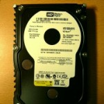 WD Raptor WD1500ADFD 150GB レビュー