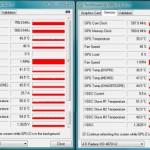 RadeonHD4870X2水冷の温度変化