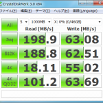 Vertex 2 50GB ファームウェア1.10