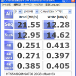 NEC Lavie LL550/3 (SSDに交換)