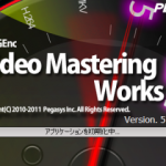TMPGEnc Video Mastering Works 5とNV-SB541DT
