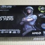 Radeon HD7970を手に入れた