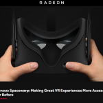 Radeon RX480がAsynchronous Spacewarp(ASW)に対応したのか確認してみた