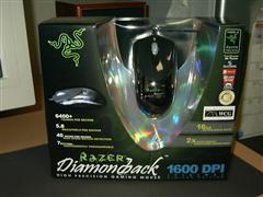 Razer Diamondback 1600 DPI Plasma