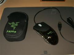 マウスケースとマウス