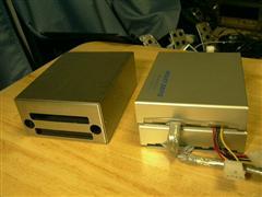Silentstar HD-DualとSmartDrive