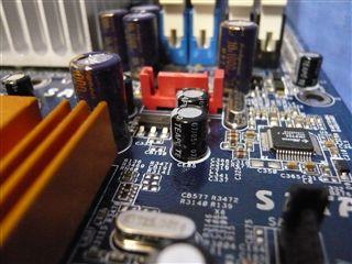 939dual-SATA2コンデンサ交換前
