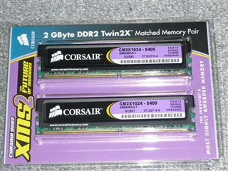 Corsair TWIN2X2048-6400
