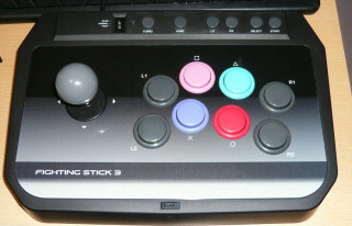 Fighting Stick 3