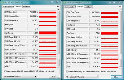 GPU-Z起動直後