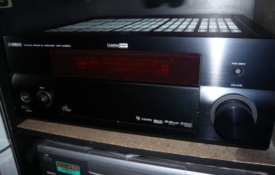 YAMAHA DSP-AX3900