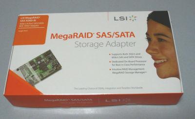 MegaRAID 9260-8i