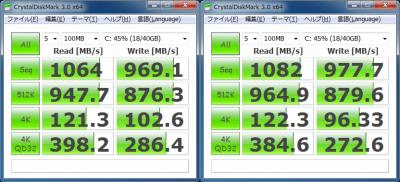 Vertex2 50GB CDM 100MB