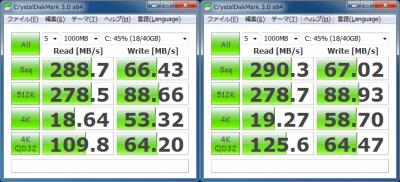 Vertex2 50GB CDM 1000MB