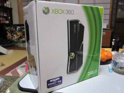 新型Xbox360 250GB