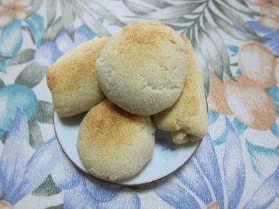 なんか古代パンのようだ