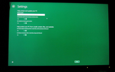 Windows Updateの設定