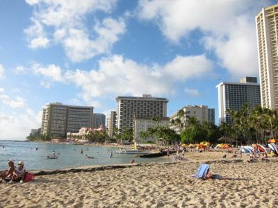 ハワイって感じ