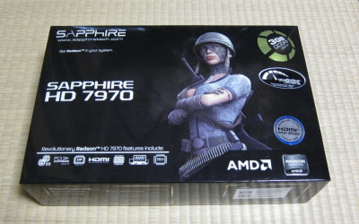 Radeon HD7970 3GB