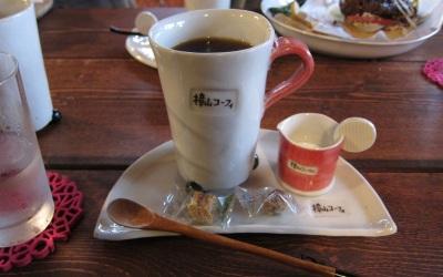 樟山珈琲店コーヒー
