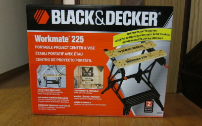 Black&Decker Workmate 225