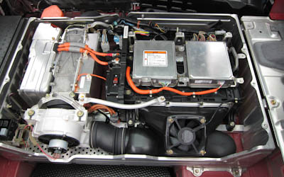 バッテリーエンジン