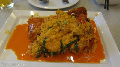 ソンブンの蟹カレー