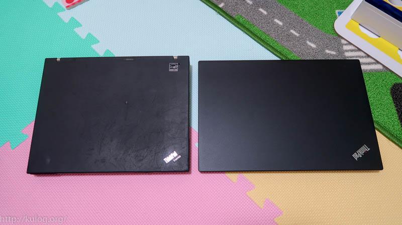 X61とA285